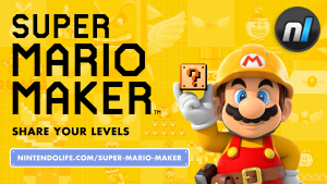 Super Mario Maker - Share Your Levels